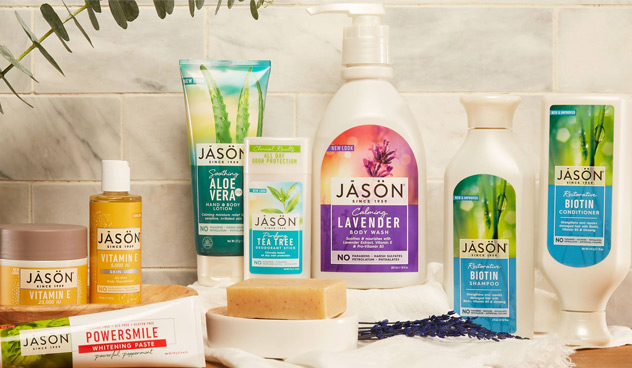 Jason Natural Products