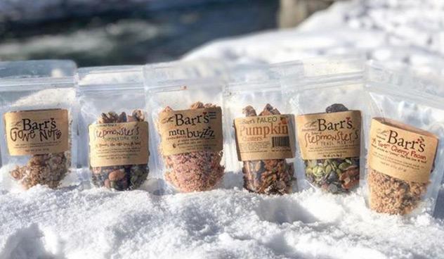 Mrs. Barr's Natural Foods
