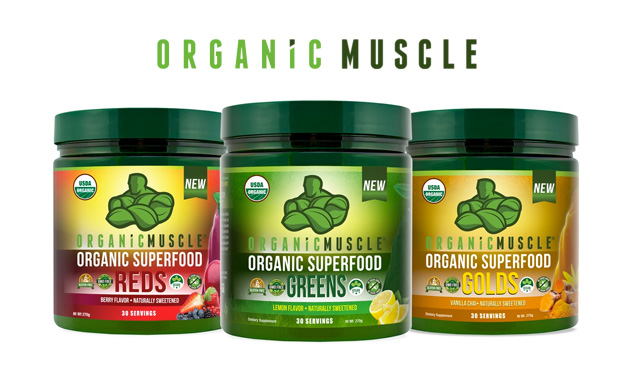Organic Muscle