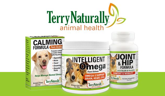 Terry Naturally Animal Health