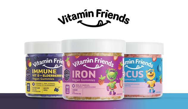 Vitamin Friends