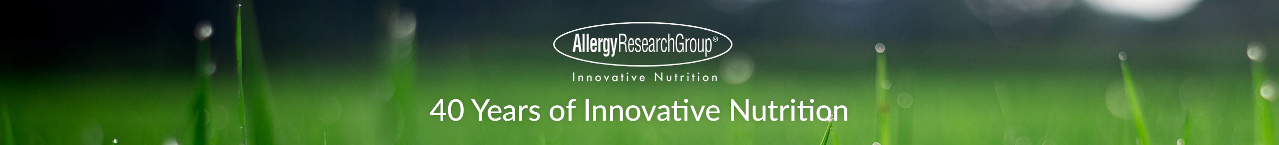 Allergy Research Group-manufacturer