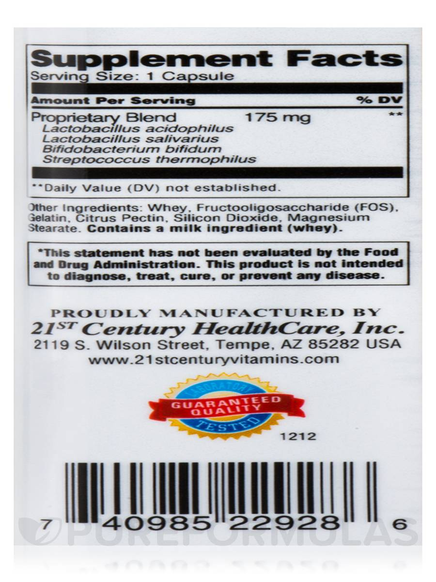 Acidophilus Probiotic Blend - 150 Capsules