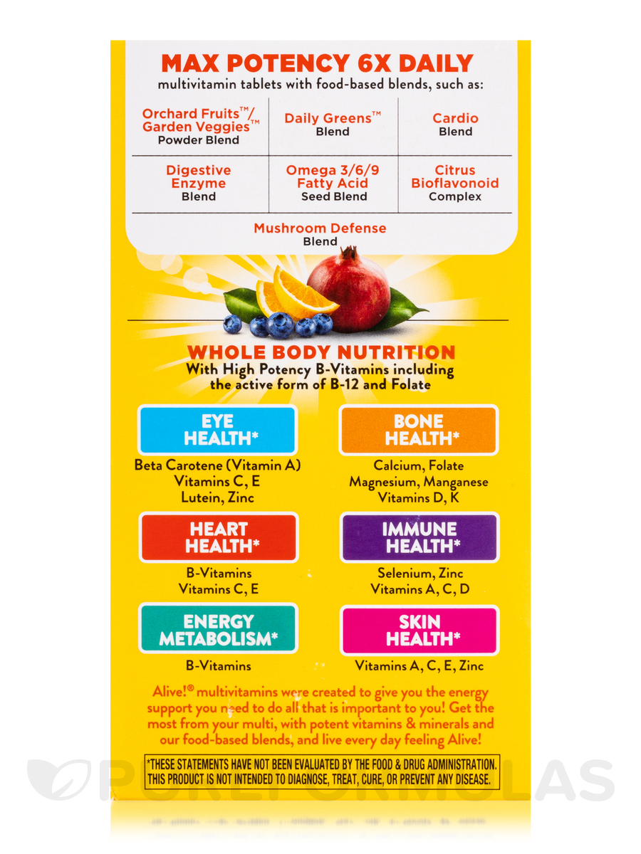 Vitamin multiple