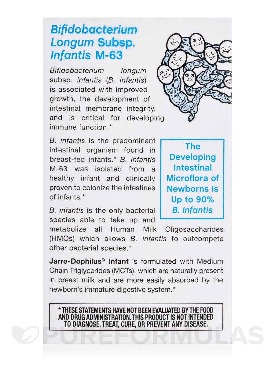 Jarro Dophilus 174 Infant Probiotic Liquid Drops 1 Billion