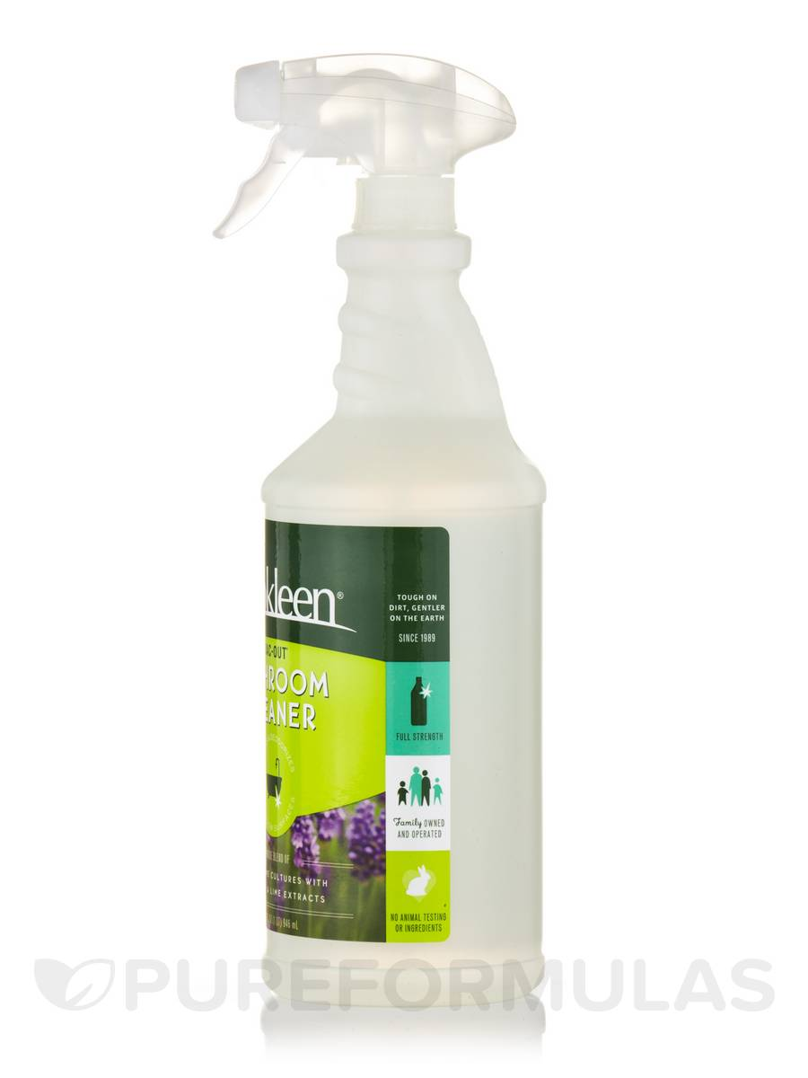 Bac Out Bathroom Cleaner Spray 32 Fl Oz 946 Ml