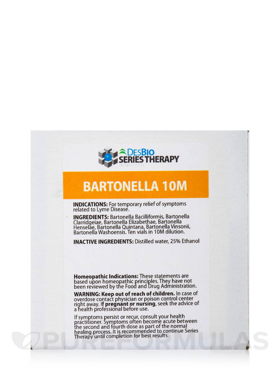 Bartonella 10M - 10 Vials