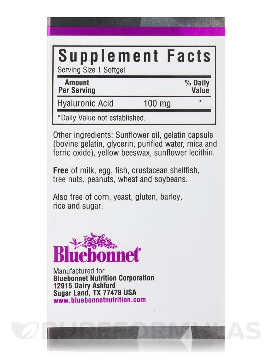 Beautiful Ally™ Hyaluronic Acid 100 mg - 90 Softgels