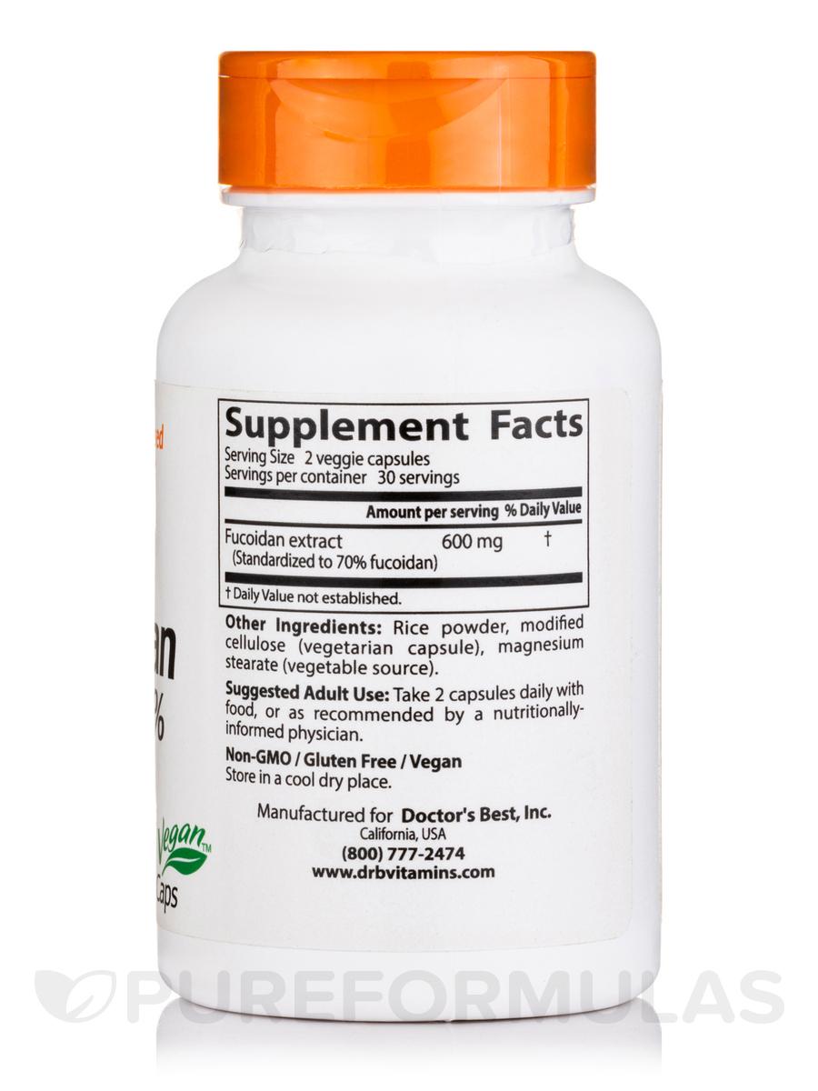 Best Fucoidan 70% 300 Mg