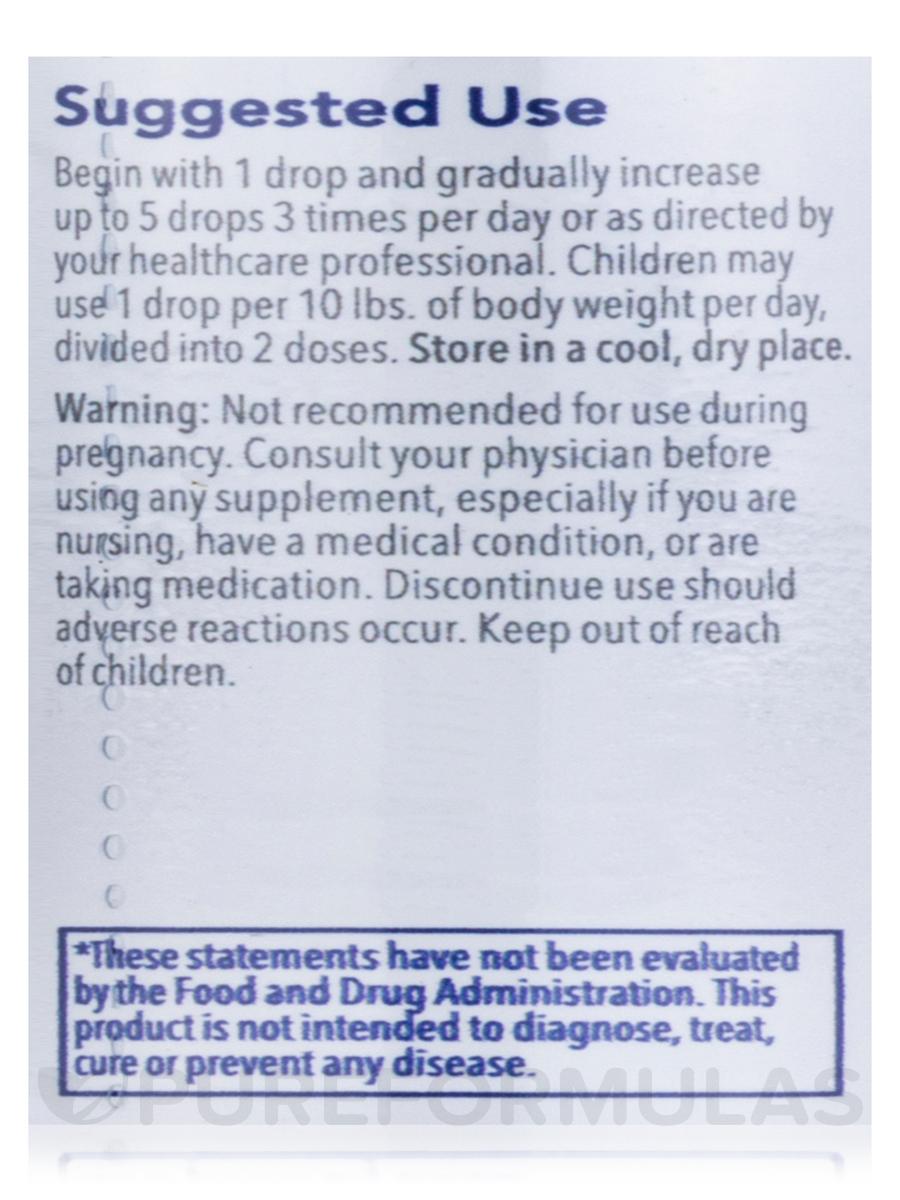 Biocidin® (Broad-Spectrum Liquid Formula) - 1 oz (30 ml)