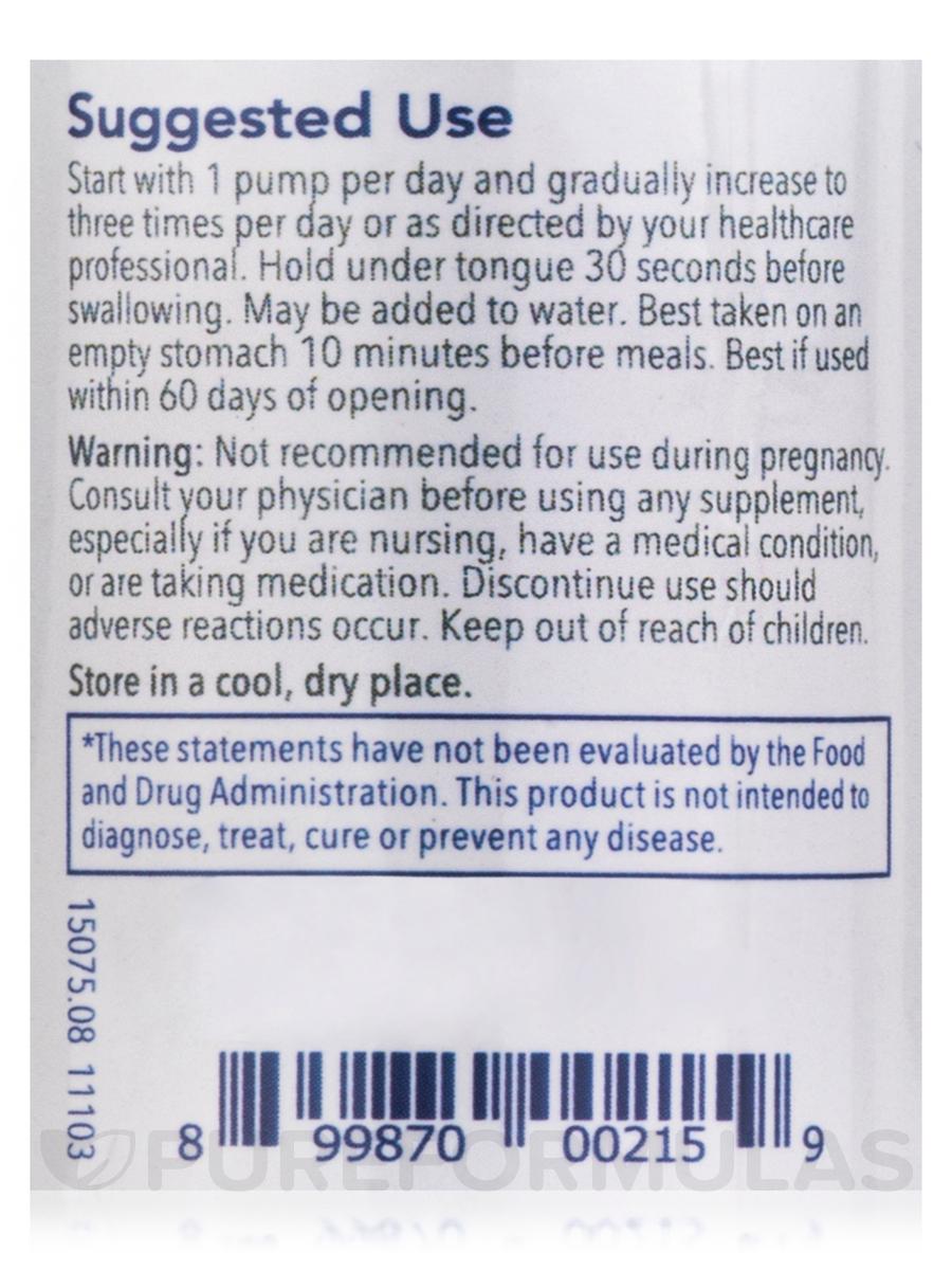 Biocidin LSF Broad-Spectrum Liposomal Formula - 1. fl. oz (50 ml)