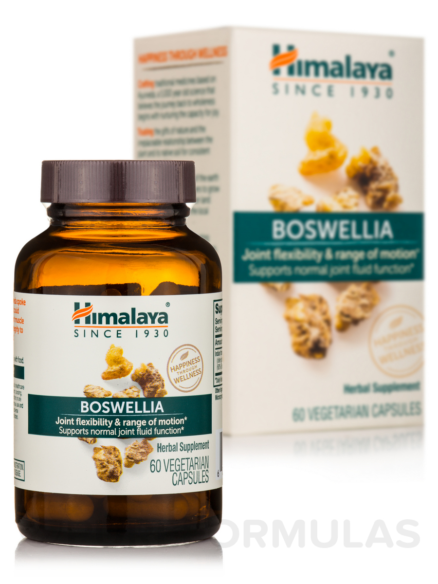 Boswellia - 60 Vegetarian Capsules