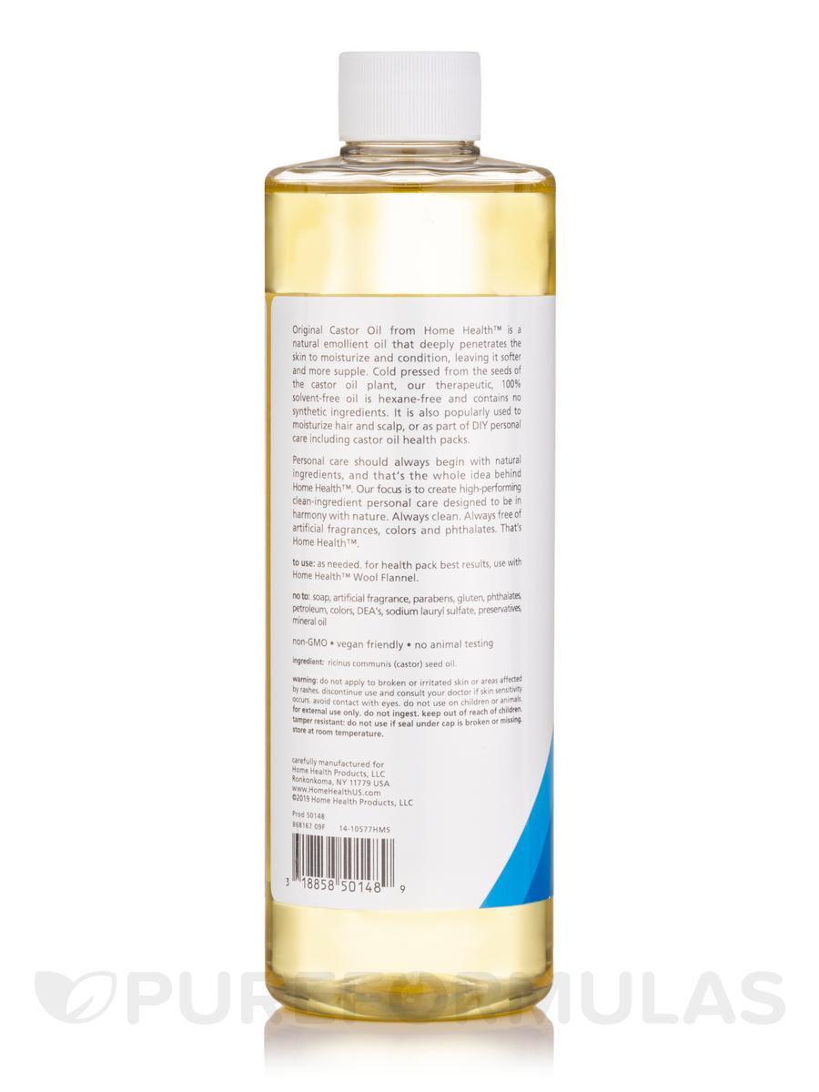 Castor oil cold pressed cold processed 16 fl oz 473 ml for Castor services