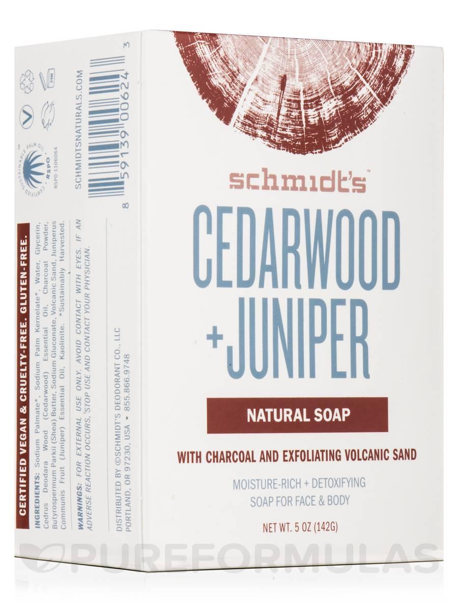 Juniper Natural Soap - 5 oz (142 Grams)