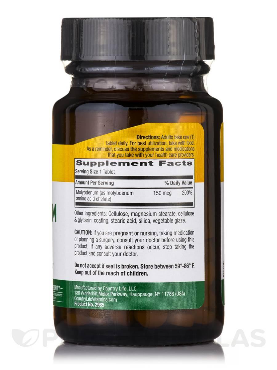 Best molybdenum supplement