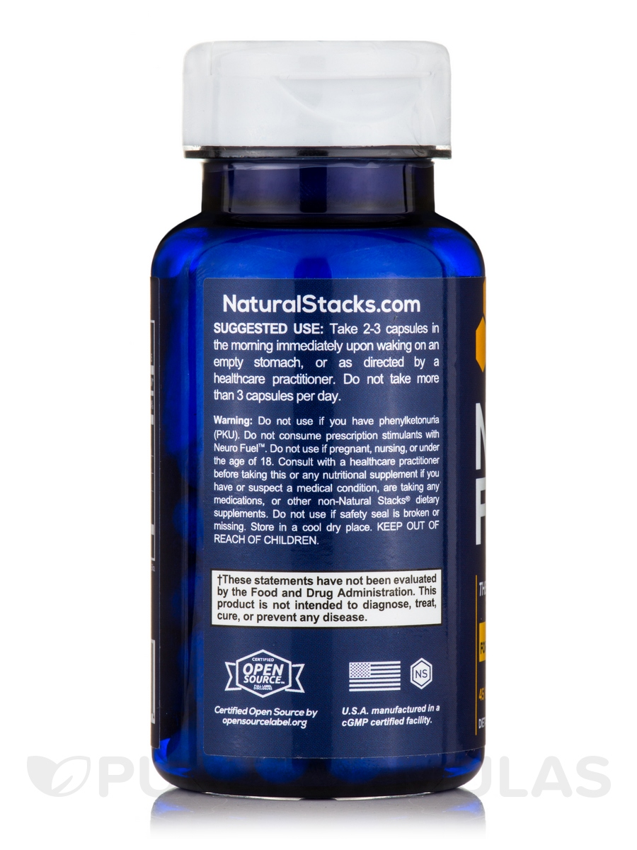 Natural Stacks Ciltep Review