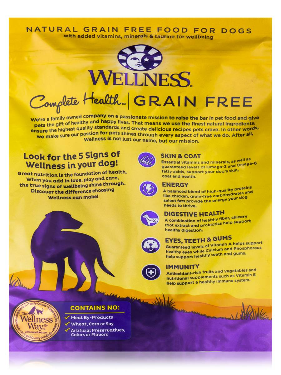 Complete Health Grain Free Deboned Chicken Amp Chicken Meal