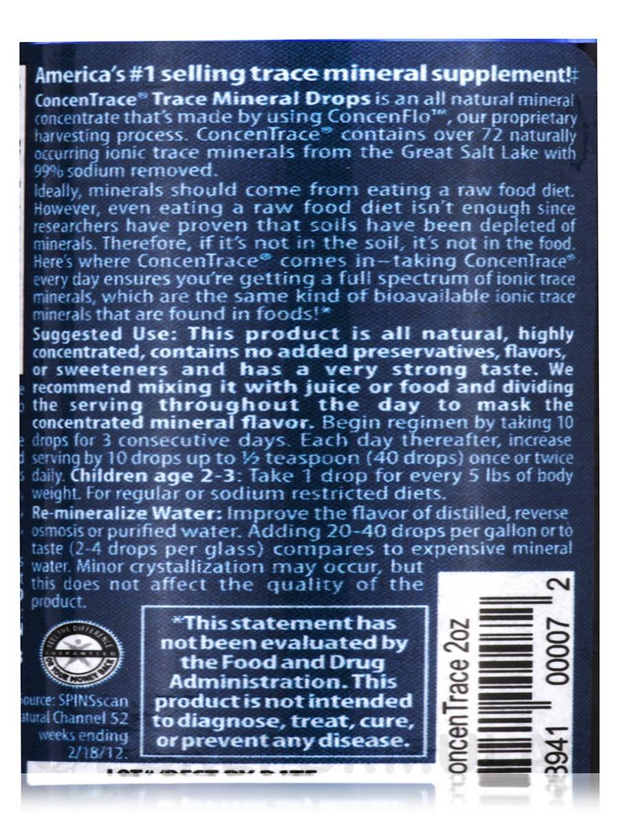 low sodium concentrace® trace mineral drops - 2 fl. oz (59 ml)