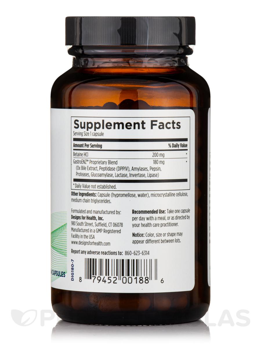 Digestzymes™ - 180 Vegetarian Capsules