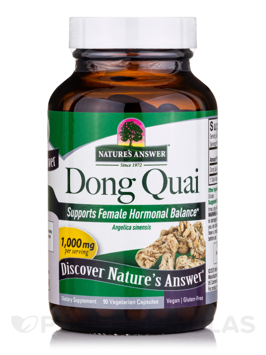 Where to buy dong quai capsules