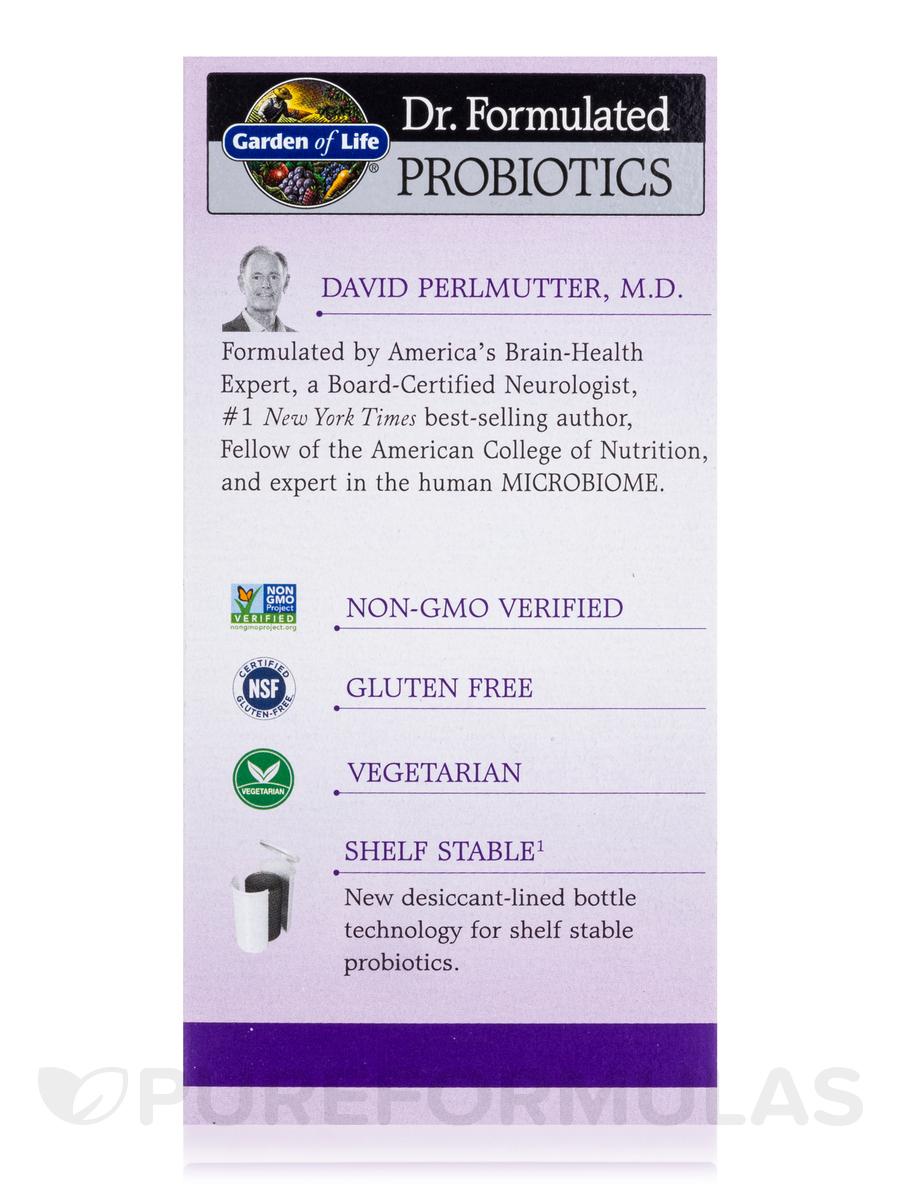 Dr Formulated Probiotics Mood Shelf Stable 60 Vegetarian Capsules