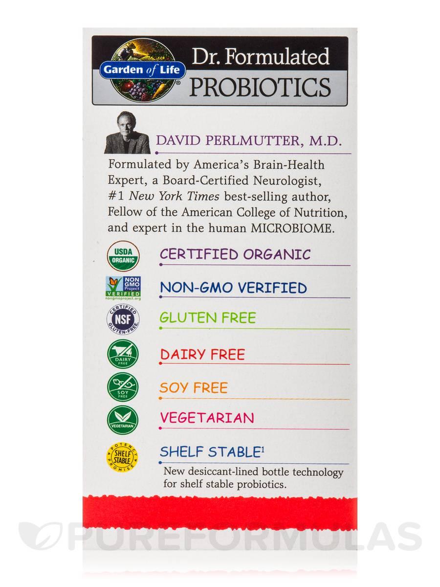 Dr Formulated Probiotics Organic Kids 5 Billion Cfu Watermelon Flavor Shelf Stable 30