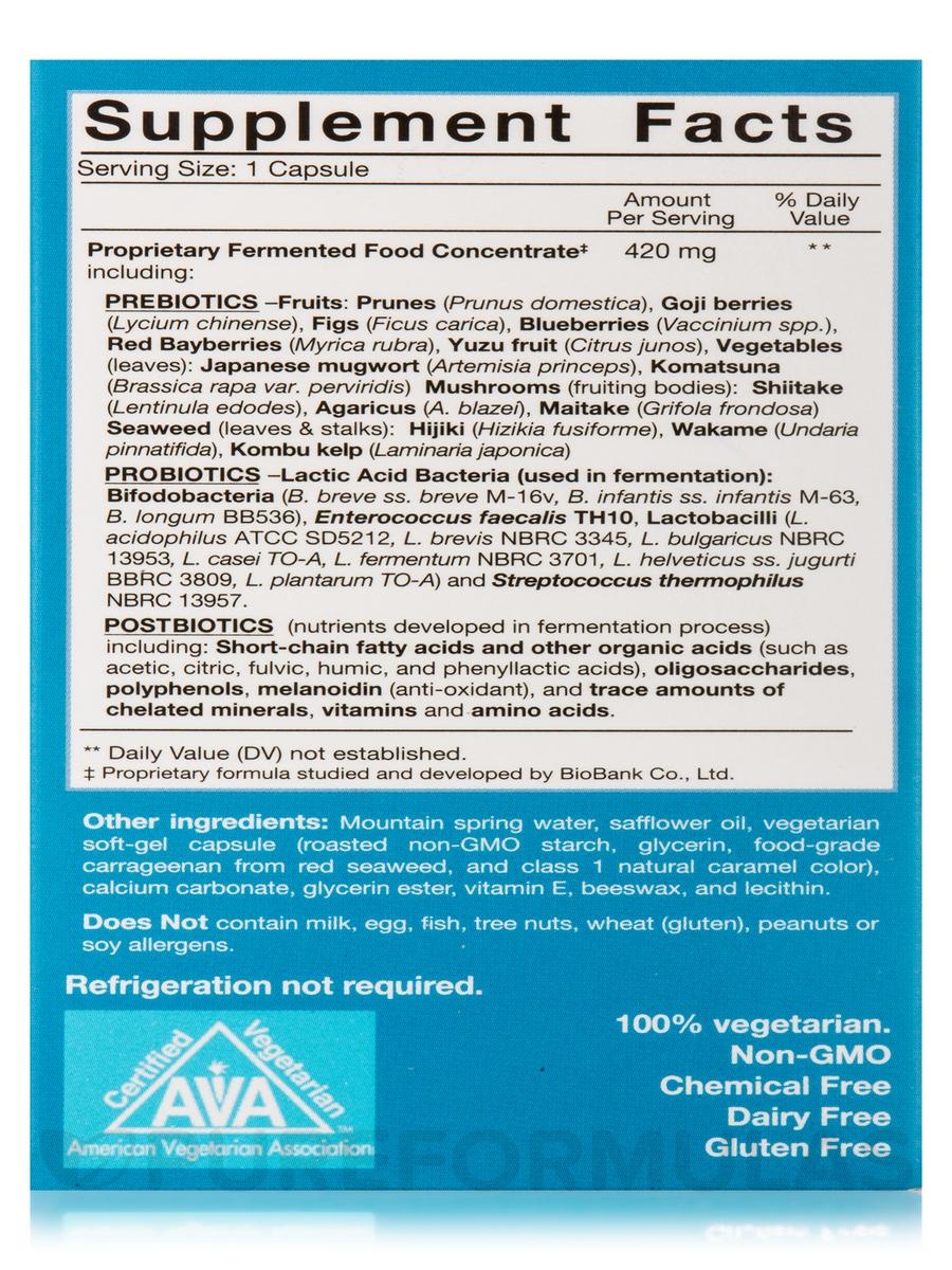 Dr. Ohhira\'s Probiotics® Professional Formula - 60 Capsules
