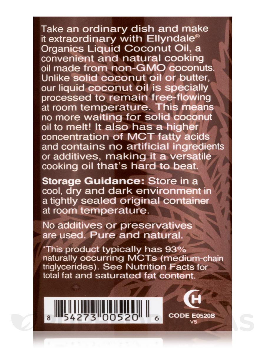 Ellyndale Naturals® Liquid Coconut Oil - 16 fl. oz (473 ml)