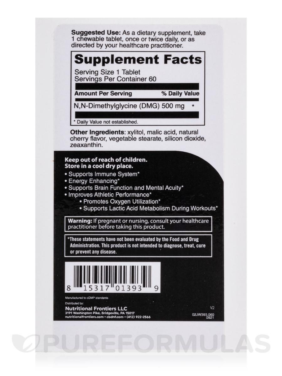 By Photo Congress || Dmg Vitamin Benefits