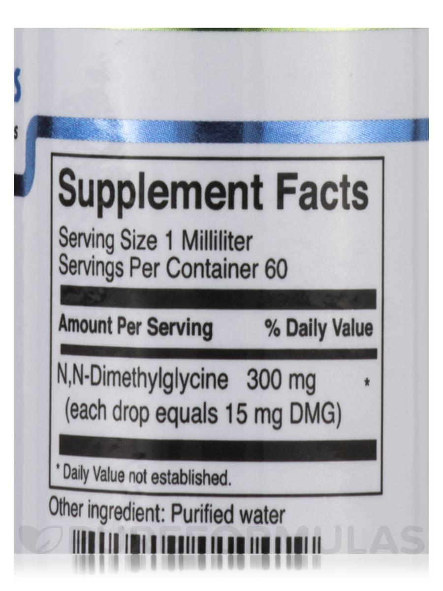 EnerDMG Liquid 300 mg - 60 Servings (2 fl  oz / 60 ml)