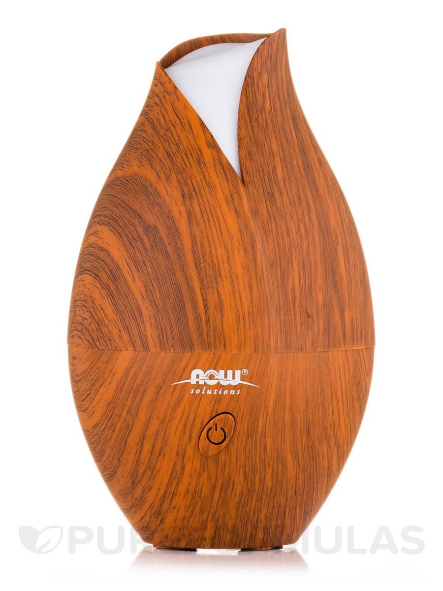 Ultrasonic Ultrasonic Faux Wooden Oil Diffuser