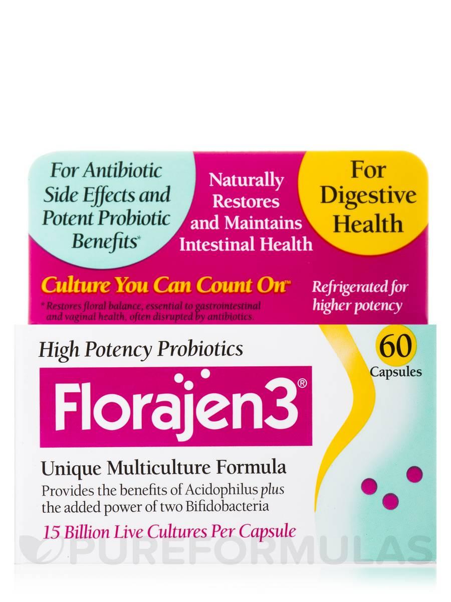 Florajen3 Reviews