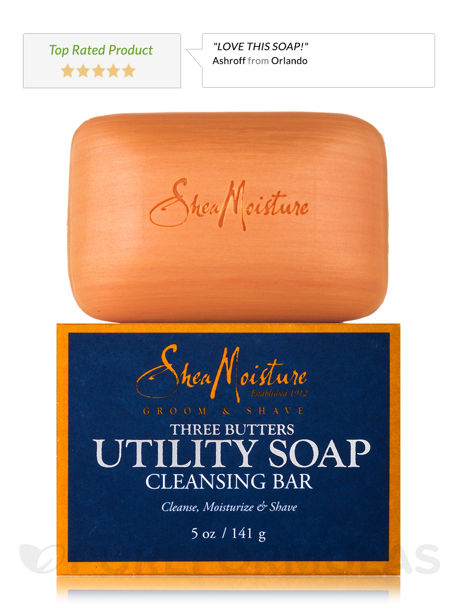 6c7f38949917 For Him: Shea Moisture Men's Personal Care Collection - Save 5% on a bundle