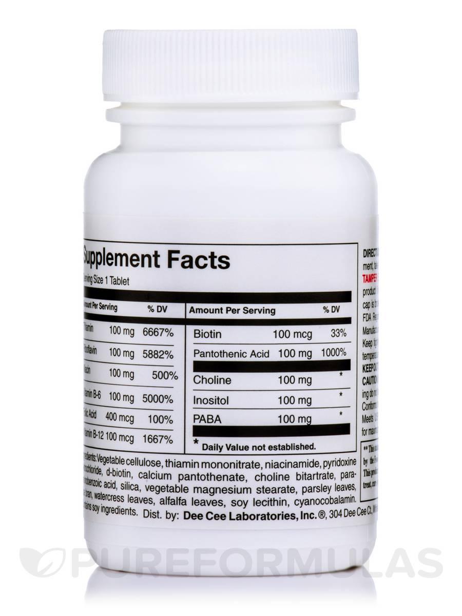 Tablet formula