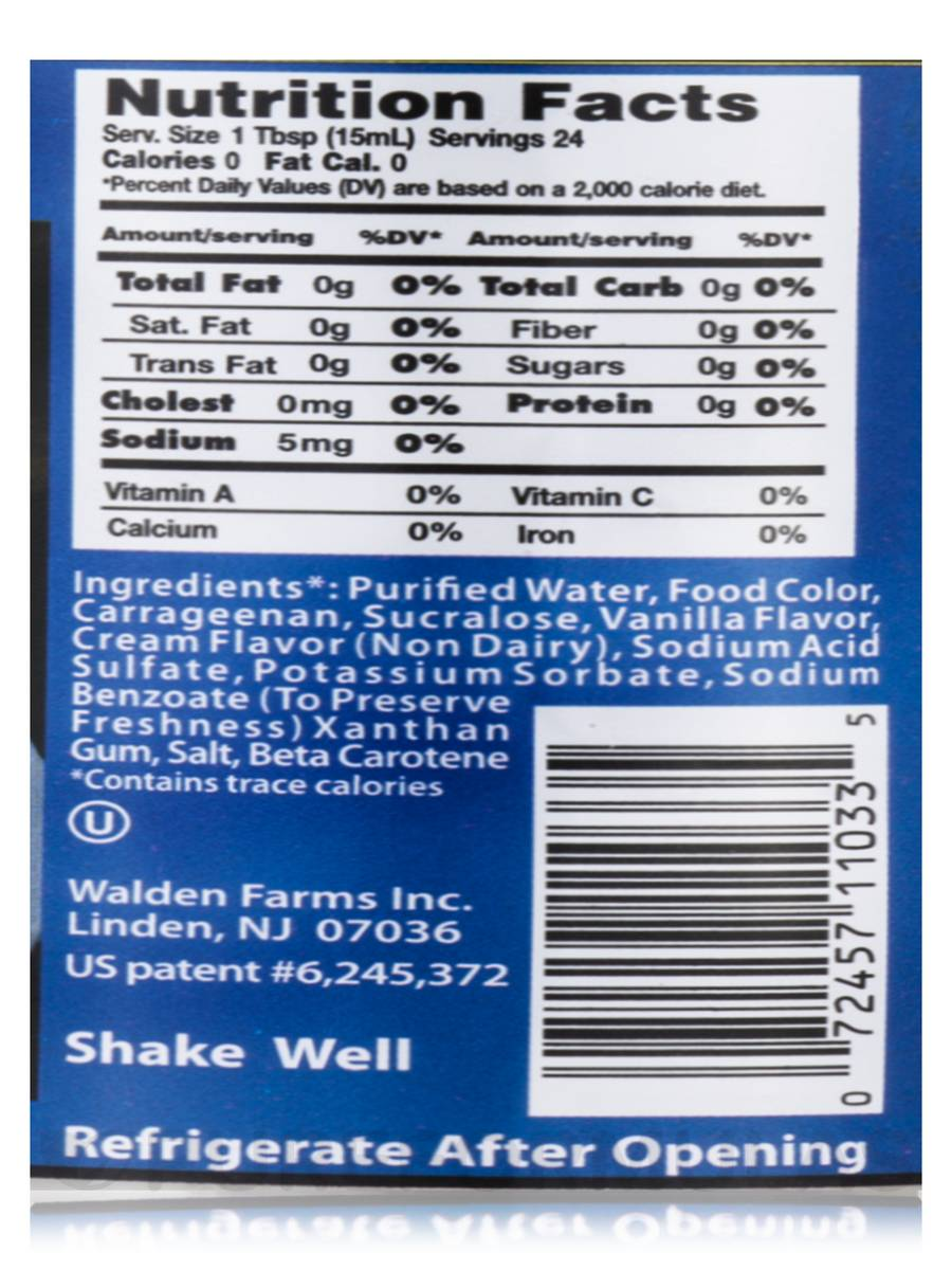 singles in walden Walden farms single serve packets of salad dressings and syrups can save the day the single serve packets are all calorie free, fat free, .