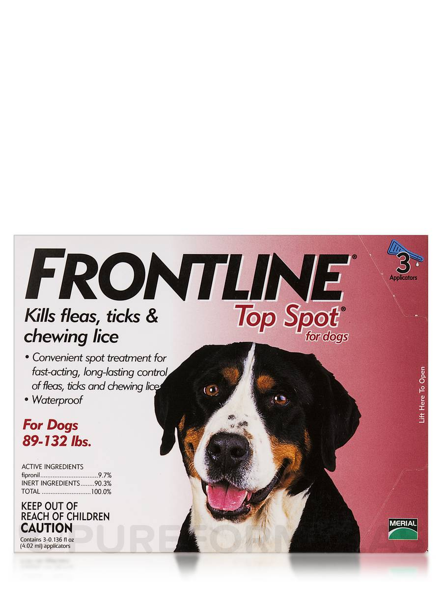 132 Best Images About Xdress On Pinterest: Frontline® Top Spot® For Dogs (89-132 Lbs)
