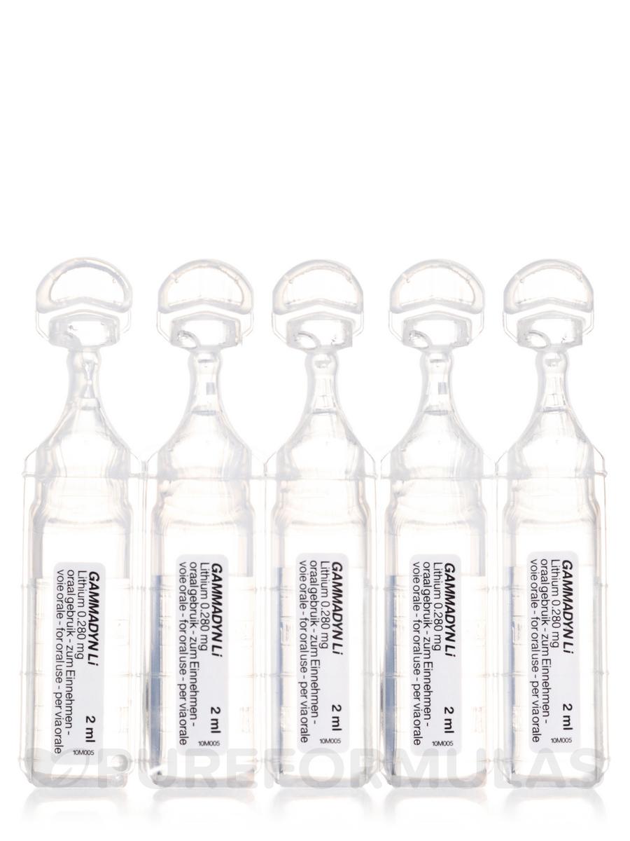 Gammadyn Li - 30 Ampoules
