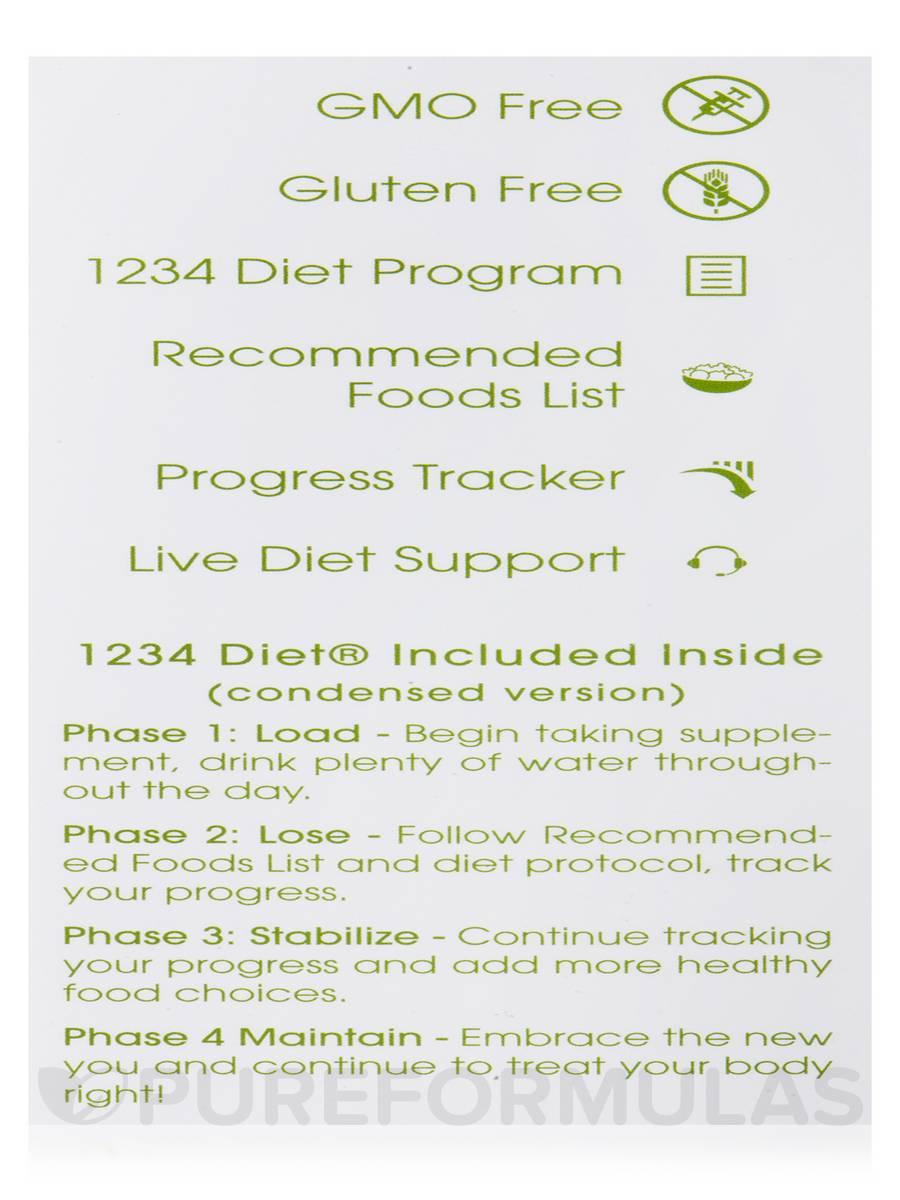 Diet food planner template