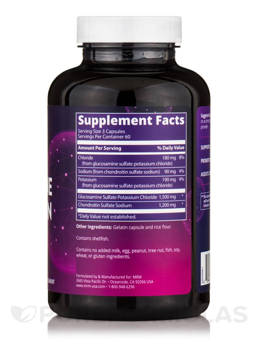 Glucosamine chondroitin sulfate 1500 mg