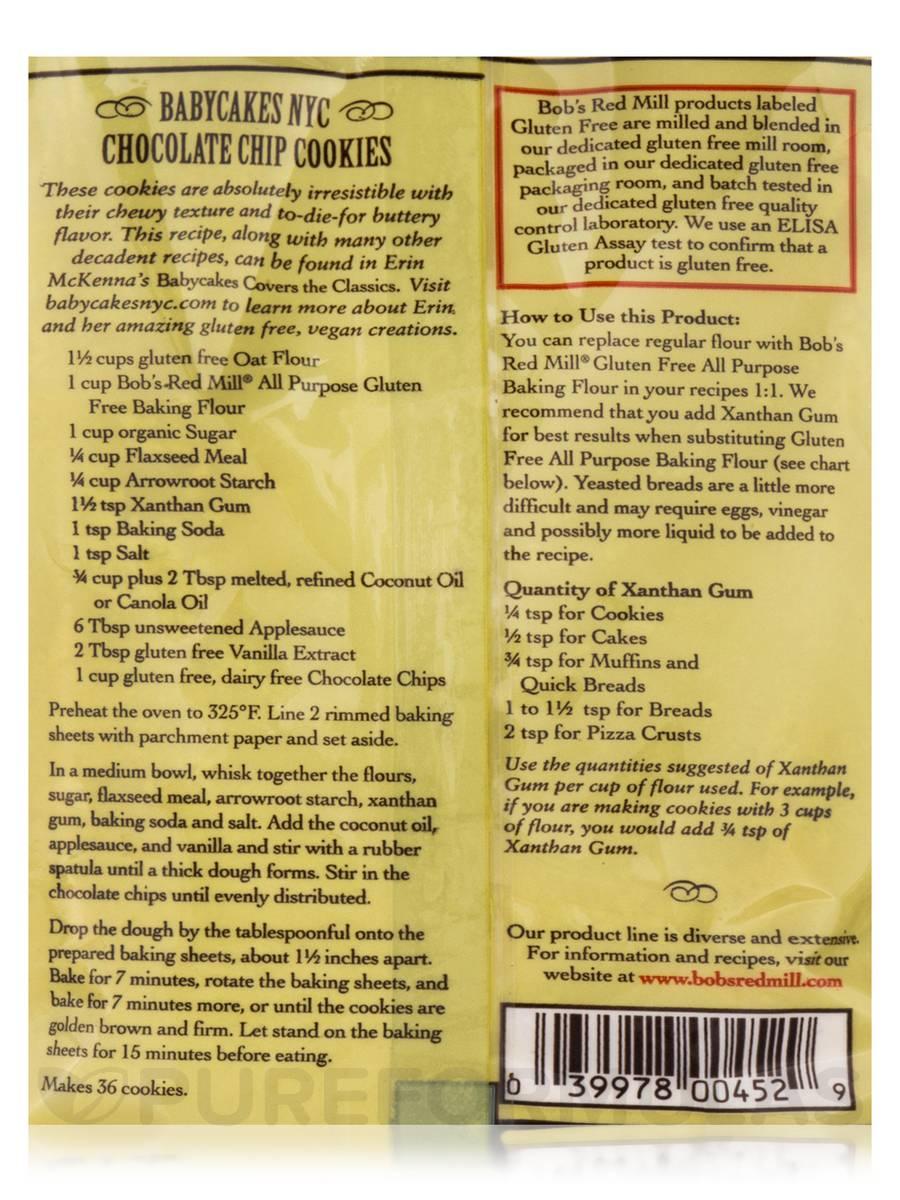 Gluten Free All-Purpose Baking Flour - 22 oz (623 Grams)