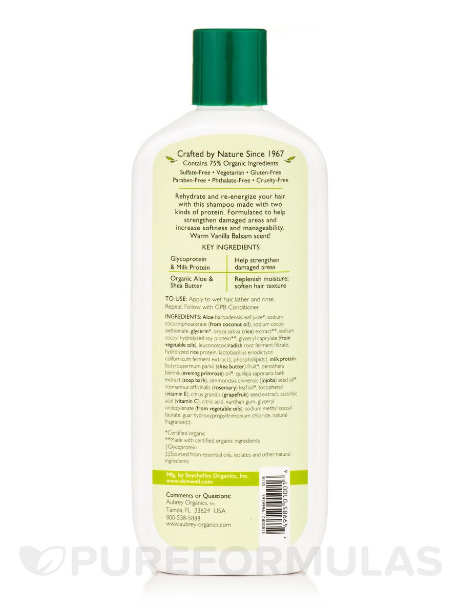 GPB Balancing Protein Shampoo, Vanilla Balsam - 11 fl  oz (325 ml)