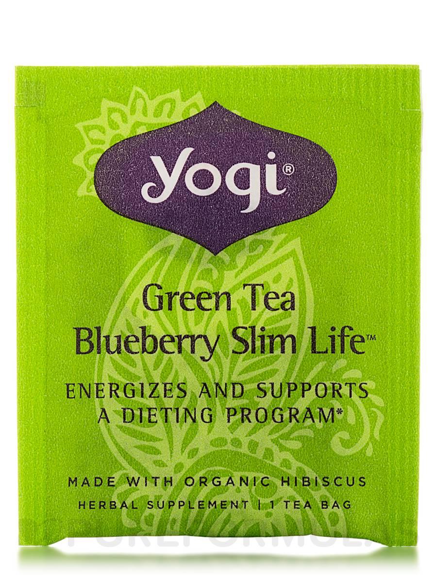 Green Tea Blueberry Slim Life™ - 16