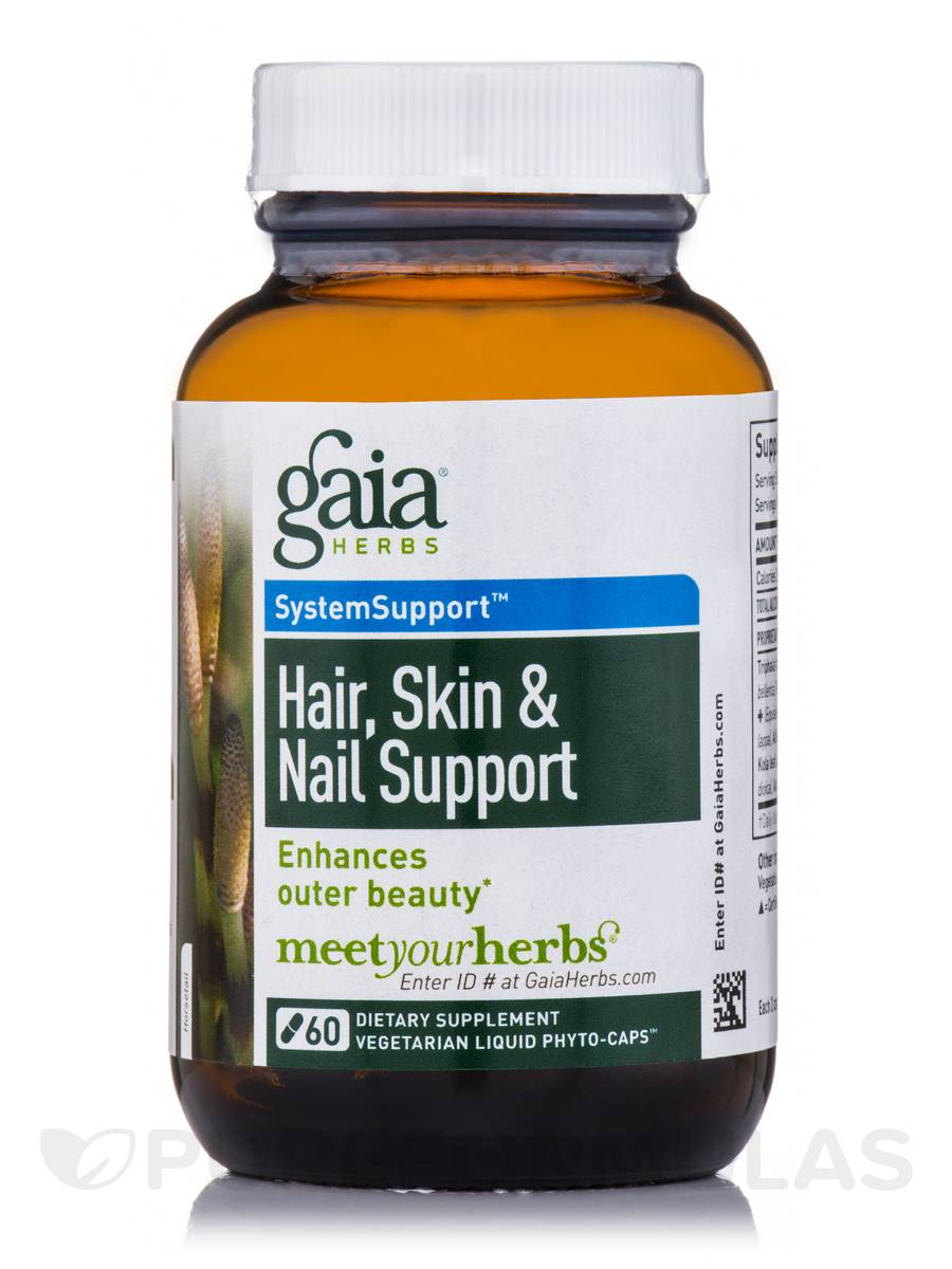 Hair, Skin & Nail Support