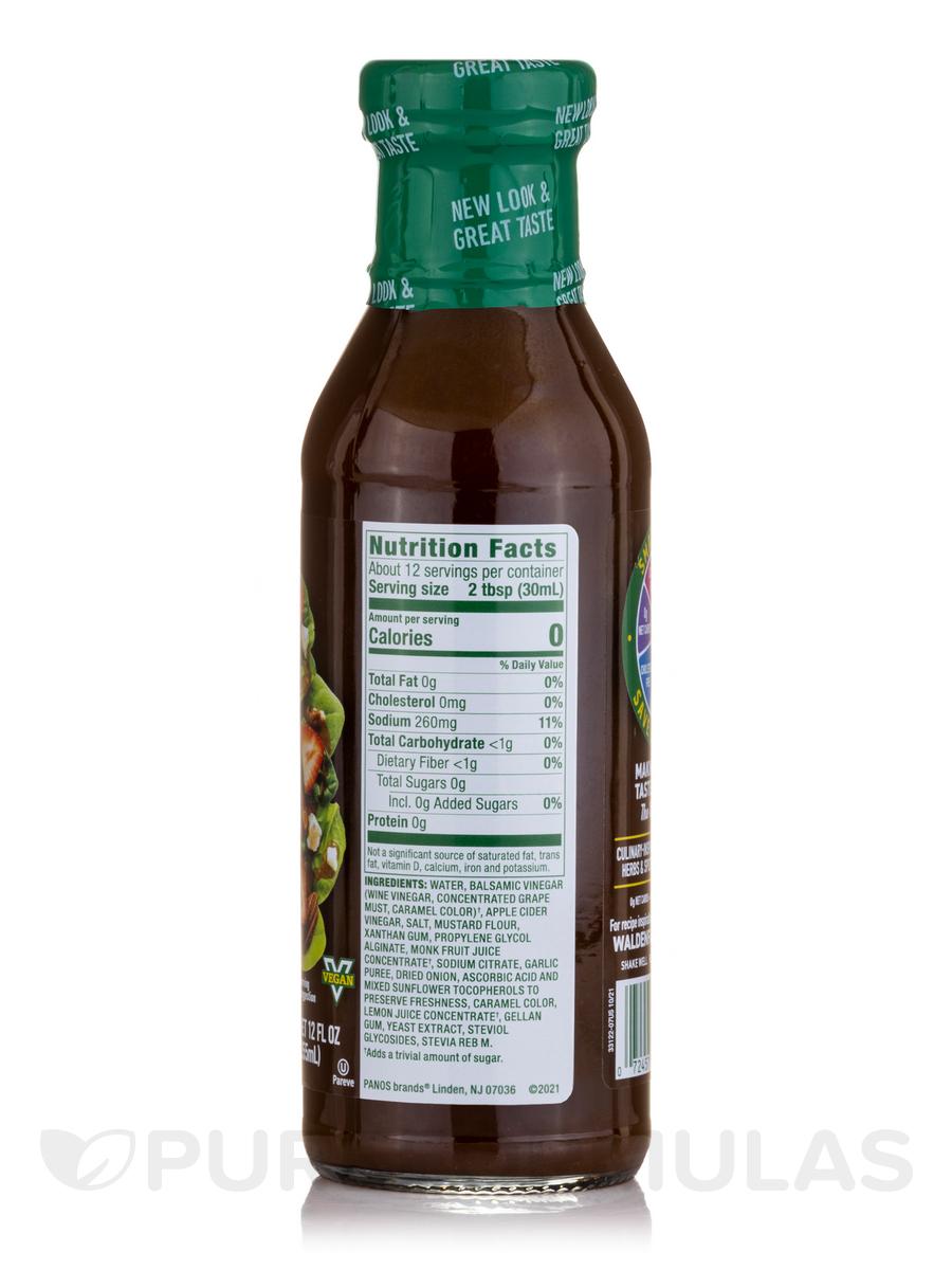 Honey Balsamic Vinaigrette Salad Dressing - 12 fl. oz (355 ml)