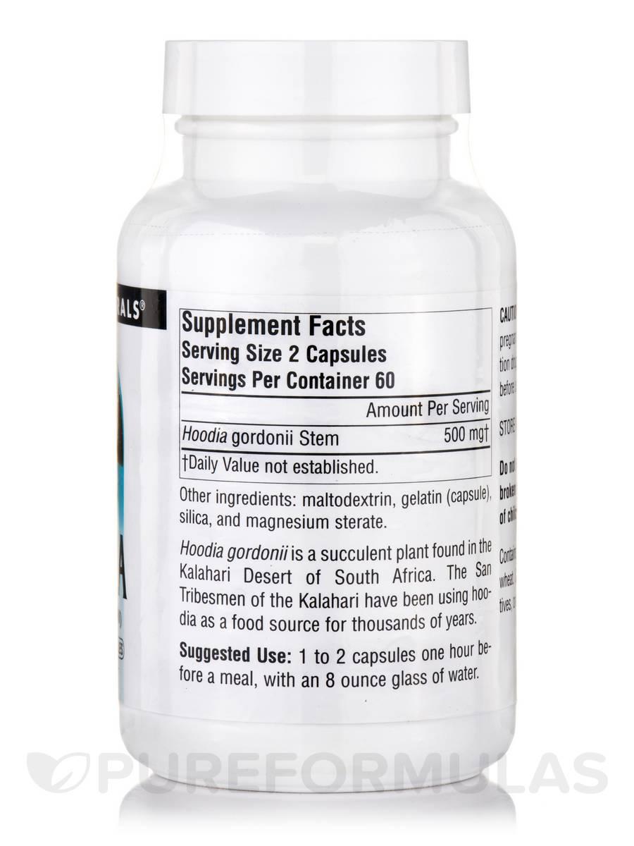 Hoodia Gordonii Supplements