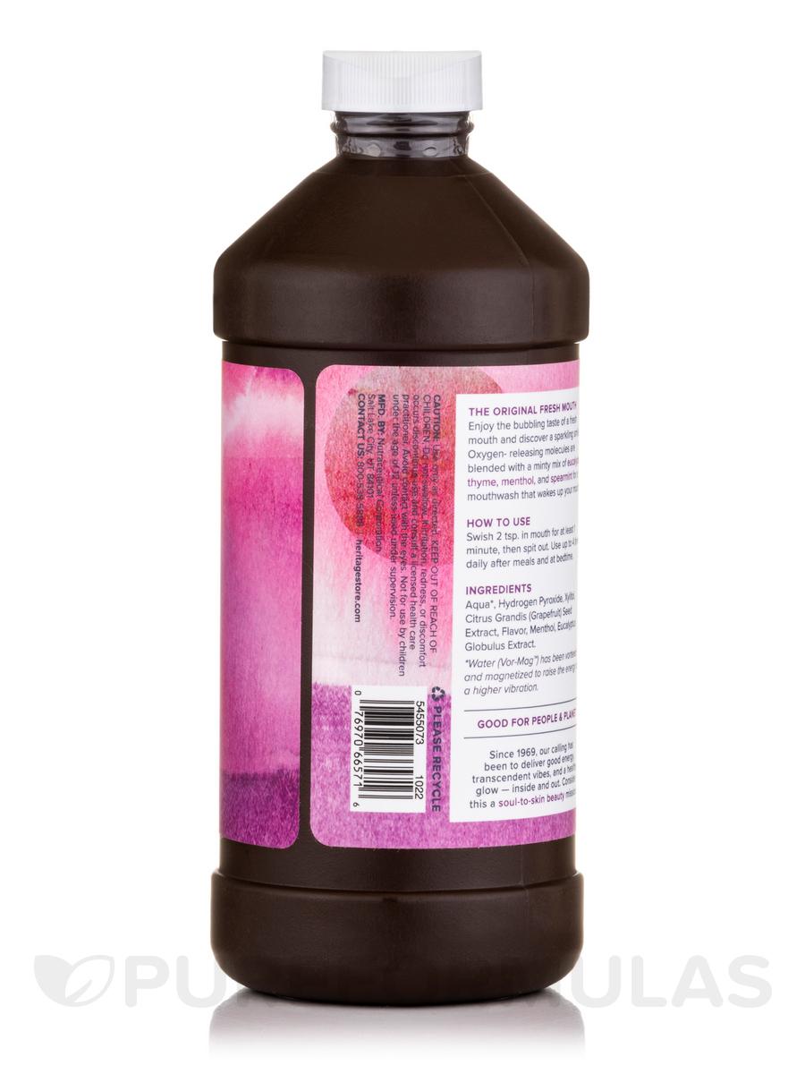 Food Grade Hydrogen Peroxide Mouthwash Recipe