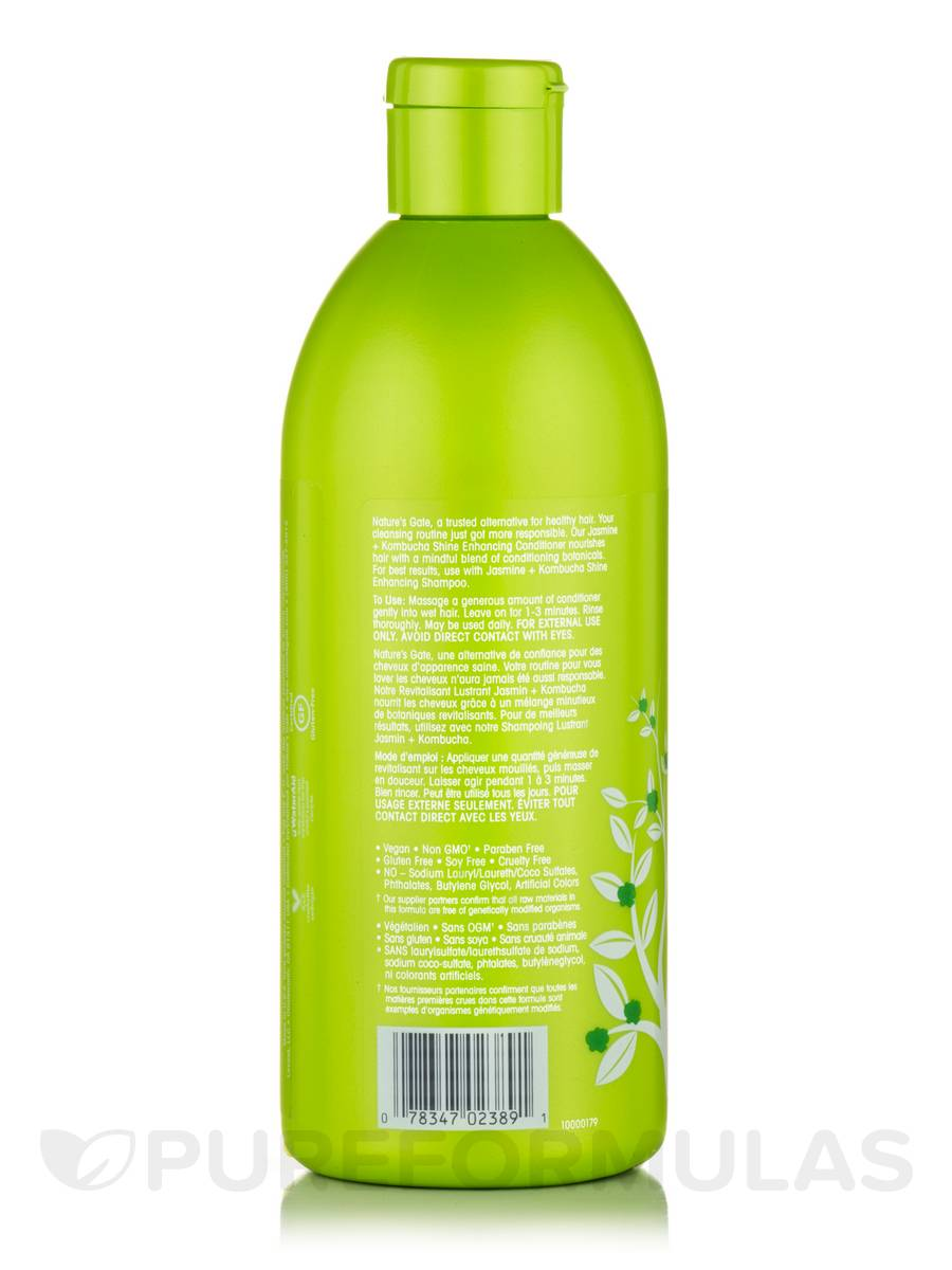 Jasmine Kombucha Shine Enhancing Conditioner 18 Fl Oz