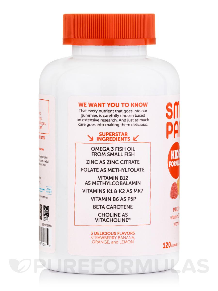 Kids complete multivitamin omega 3 fish oil vitamin d for Fish oil vitamin d