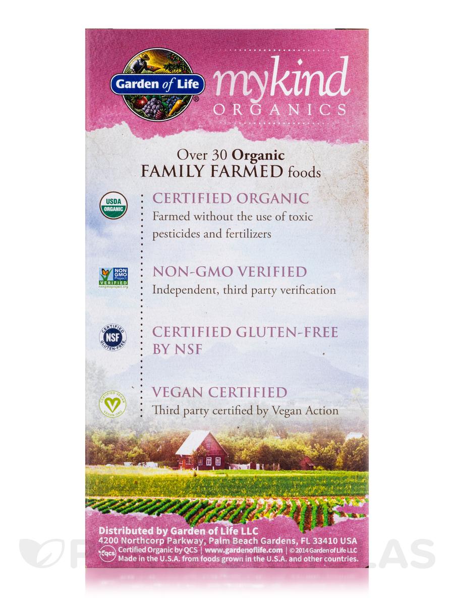 Mykind Organics Women 39 S Multi 60 Vegan Tablets