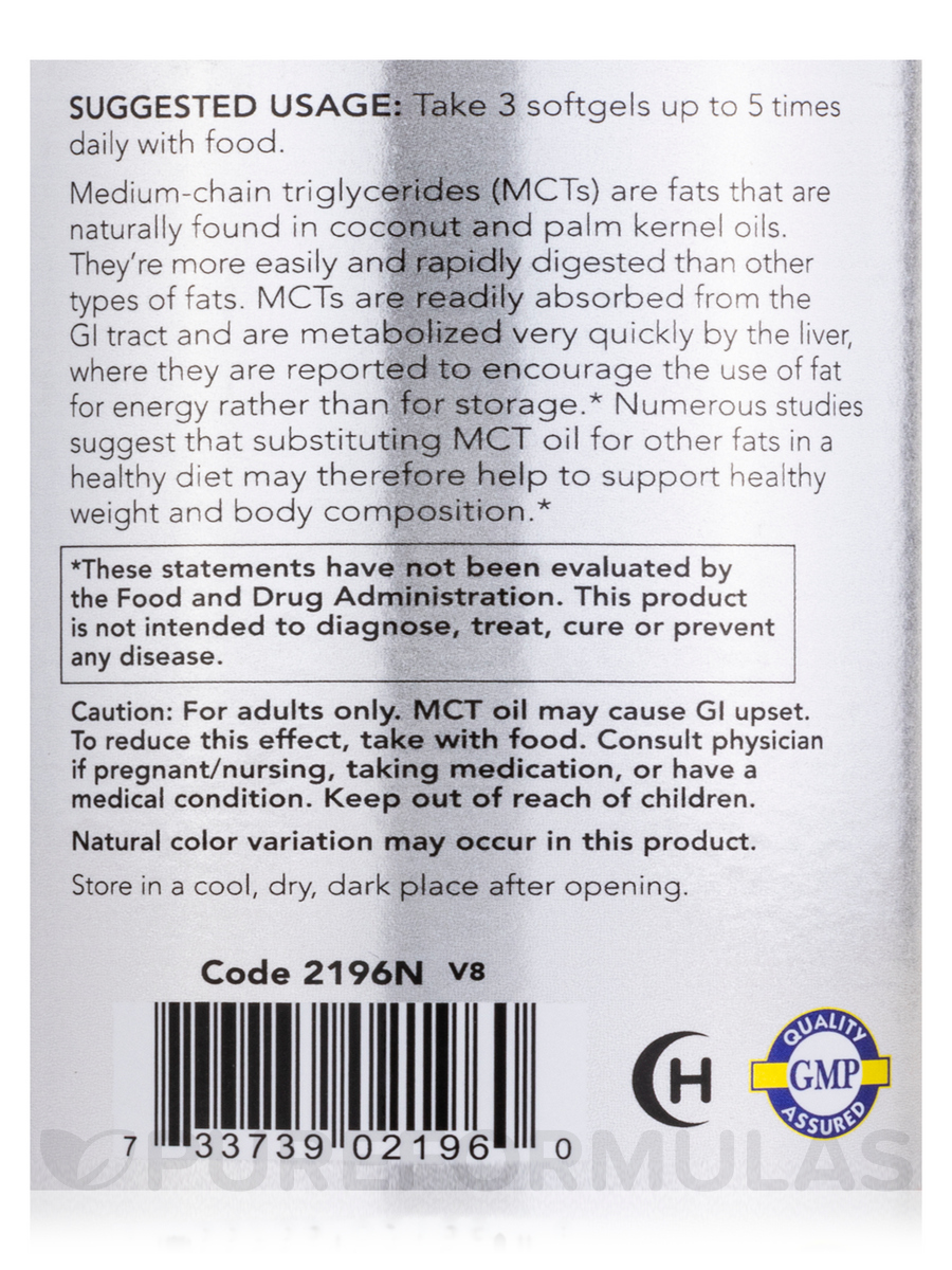 mct a review Mct oil is a pretty miraculous thing and adding one of these brands to your daily supplementation protocol is sure to increase your mental alertness, physical durability, and all-around well-being references.